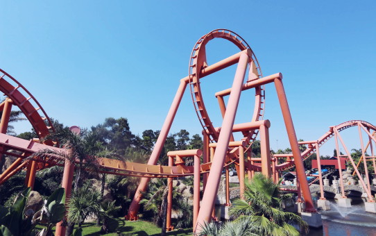 Gold Reef City Amusement Park